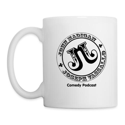 Black Logo Coffee Mug - Coffee/Tea Mug