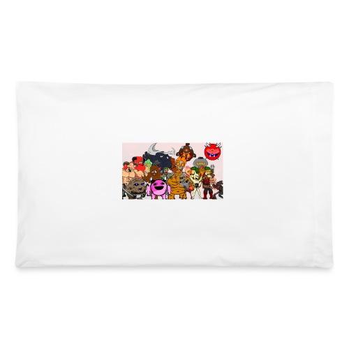 Heck & Friends Pillow Case - Pillowcase