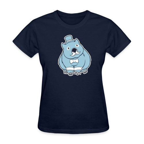 [sirwombat] - Women's T-Shirt
