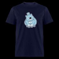 T-Shirts ~ Men's T-Shirt ~ [sirwombat]