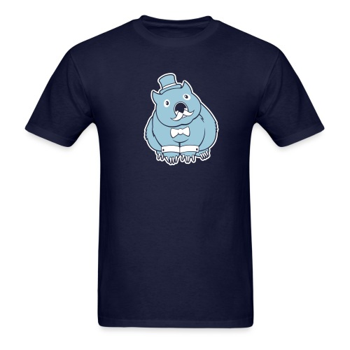 [sirwombat] - Men's T-Shirt
