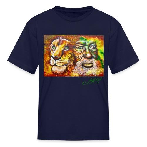 Kid's Lion Shirt - Kids' T-Shirt