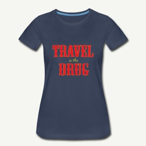 Travel Bug Tee - Women's Premium T-Shirt