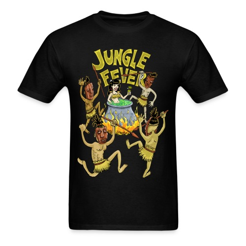 jungle fever - Men's T-Shirt