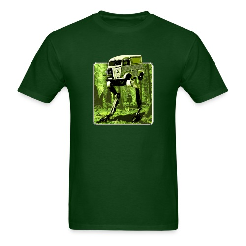 type H AT-ST - Men's T-Shirt