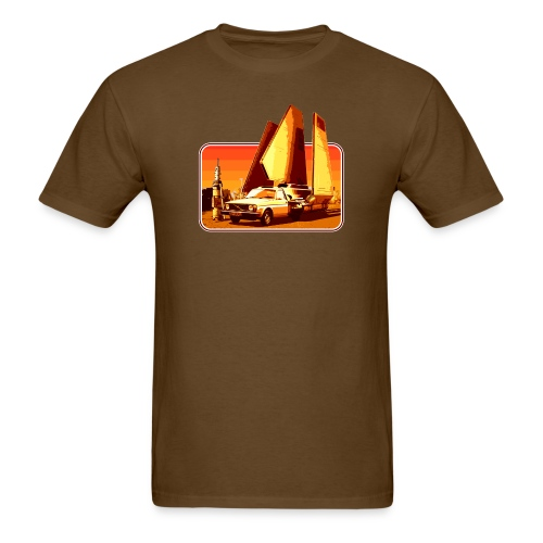 polar imperial shuttle - Men's T-Shirt