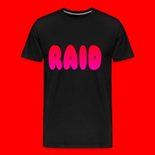RAID SHIRT - Men's Premium T-Shirt