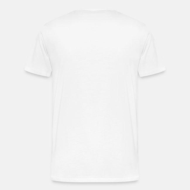 Elite small black and white logo shirt