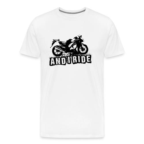 Mens Ninja - Men's Premium T-Shirt