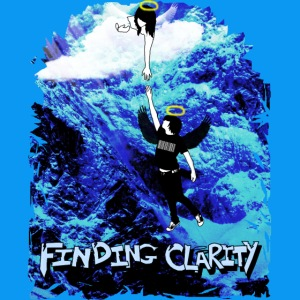 Bleeding Orange & Blue - Men's T-Shirt