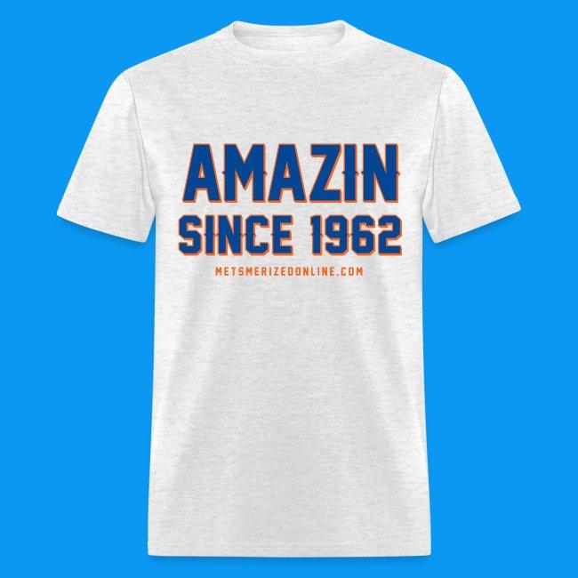 Amazin Since 1962