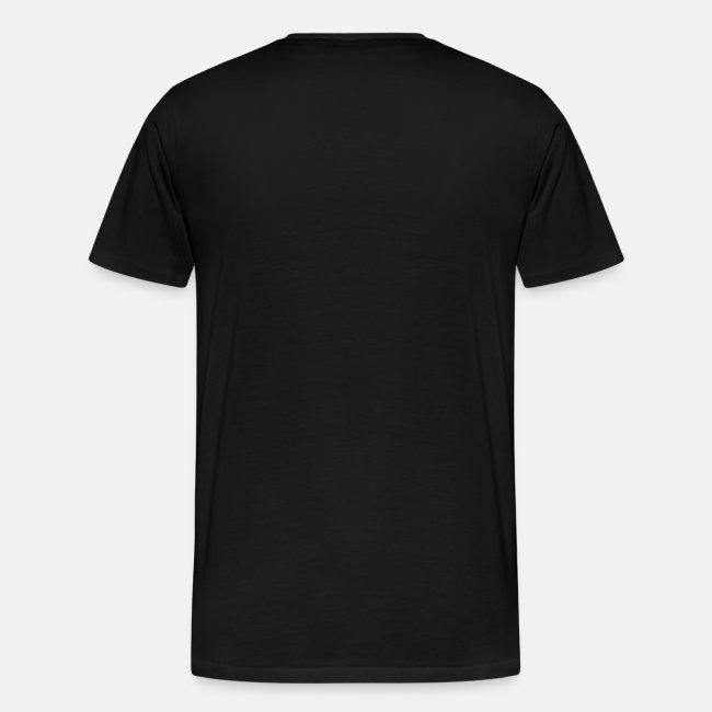 White text shirt