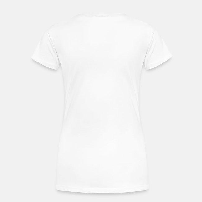 Black small logo elite women shirt
