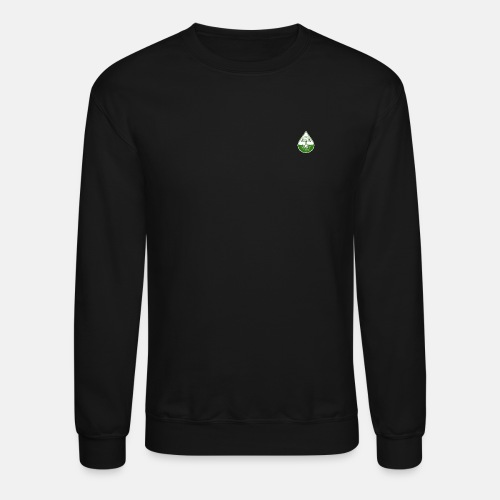 Green small logo elite pullover - Crewneck Sweatshirt