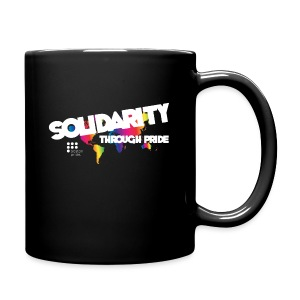 2016 Theme Solidarity Through Pride Mug - Full Color Mug