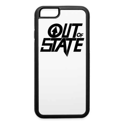 Out Of State iPhone 6/6s  Case - iPhone 6/6s Rubber Case