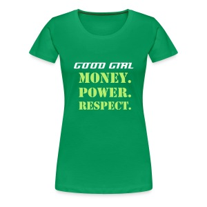 GOOD GIRL - Women's Premium T-Shirt