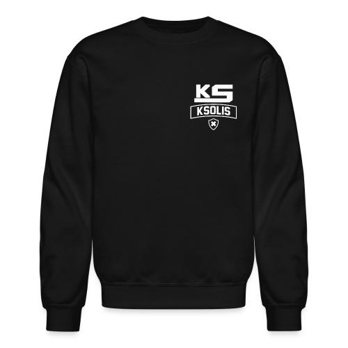 'ksolis' CREWNECK SWEATSHIRT/ UNISEX - Crewneck Sweatshirt