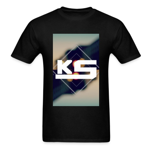 'ksolis' MEN'S GRAPHIC TEE - Men's T-Shirt