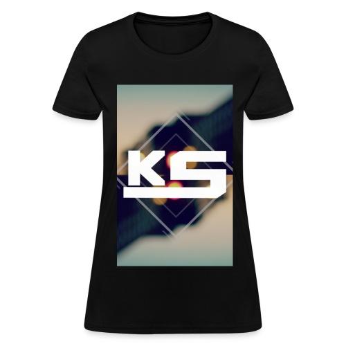 'ksolis' WOMEN'S GRAPHIC TEE - Women's T-Shirt