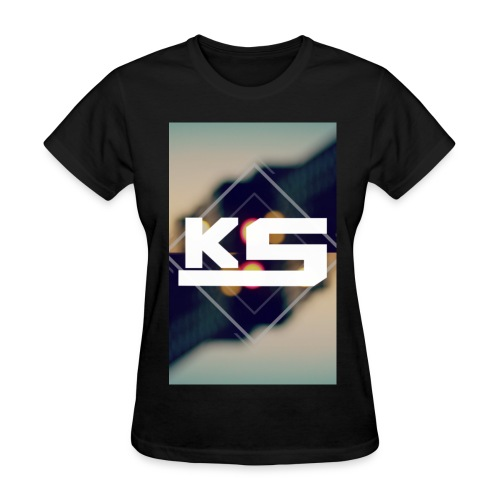 'ksolis' WOMEN'S GRAPHIC TEE - Women's T-Shirt