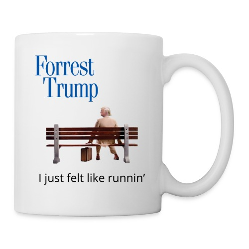 Forrest Trump (Mug) - Coffee/Tea Mug