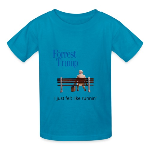 Forrest Trump (Kids) - Kids' T-Shirt