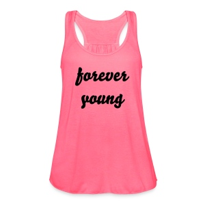 yung - Women's Flowy Tank Top by Bella