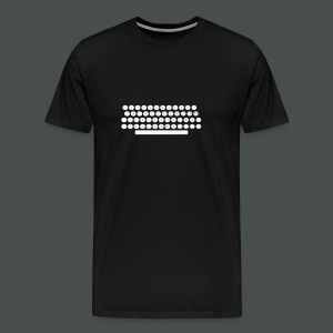 Keys to the heart - Men's Premium T-Shirt