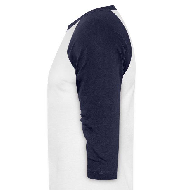 Contra Code Men's Baseball T-Shirt