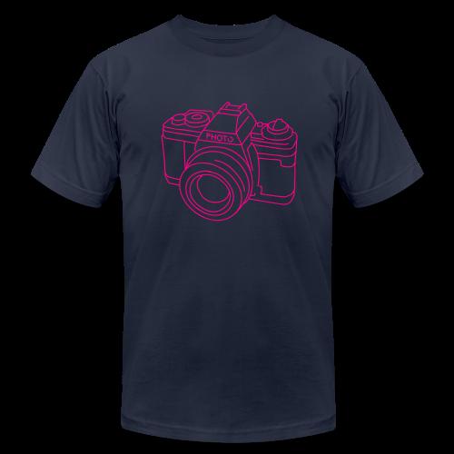 Camera - Men's Fine Jersey T-Shirt