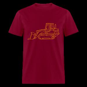 Bulldozer - Men's T-Shirt