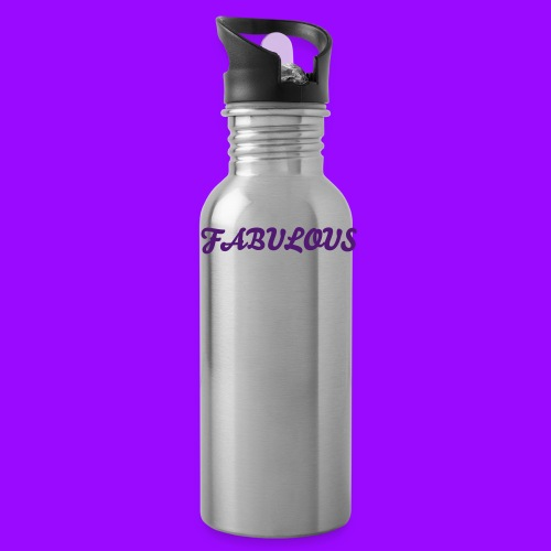 fabulous - Water Bottle