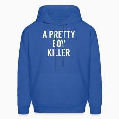 A pretty boy killer Hoodies