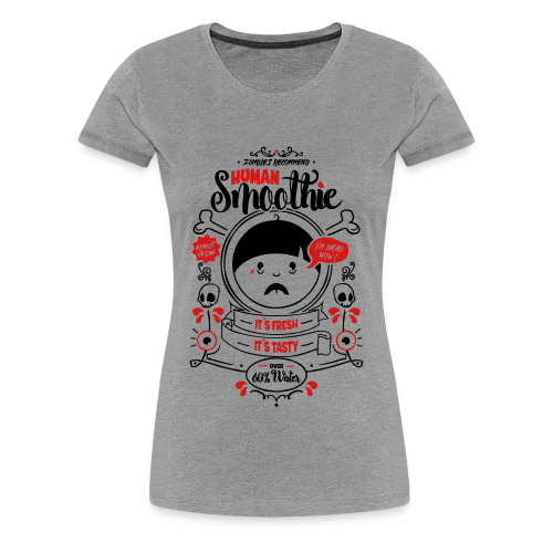 Human Smoothie - Women's Premium T-Shirt