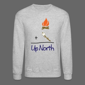 Up North Math - Crewneck Sweatshirt