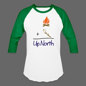 Up North Math - Baseball T-Shirt