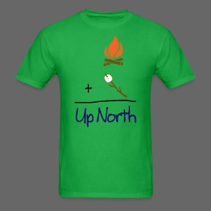 Up North Math - Men's T-Shirt