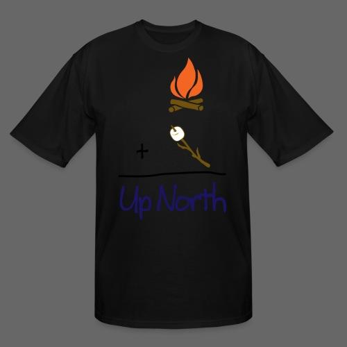 Up North Math - Men's Tall T-Shirt