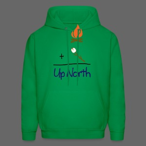 Up North Math - Men's Hoodie