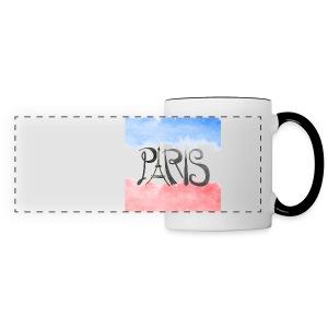 Paris Logo Mug - Panoramic Mug