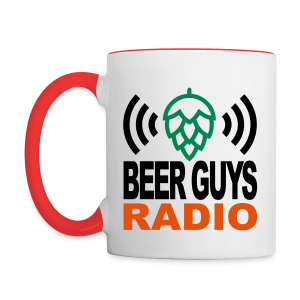 Beer Guys Mug - Contrast Coffee Mug