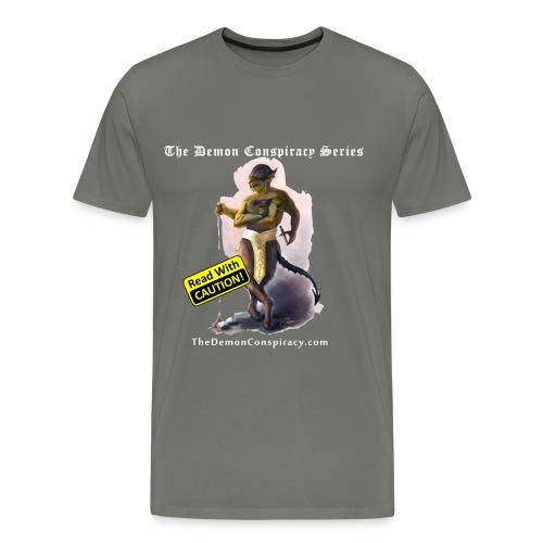 Men's 100% Cotton T-shirt - Olive - Men's Premium T-Shirt