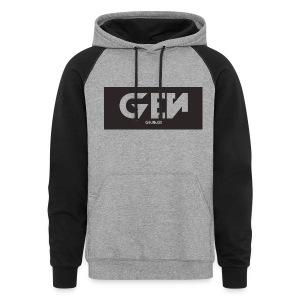 Gen Gamer Hoodie - Colorblock Hoodie