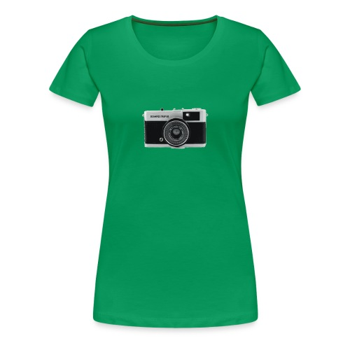 Olympos Trip 85 - Women's Premium T-Shirt