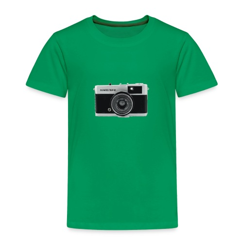 Olympos Trip 85 - Toddler Premium T-Shirt