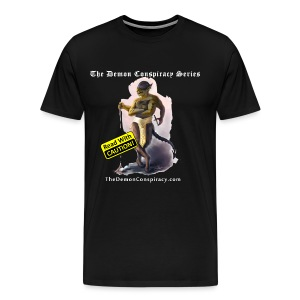Men's 100% Cotton T-shirt - Black - Men's Premium T-Shirt