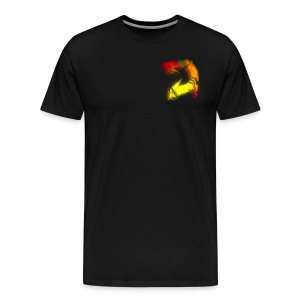 Daro T-Shirt (Rainbow) - Men's Premium T-Shirt