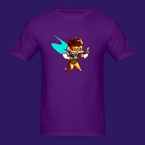 Tracer Chibi - Men's T-Shirt