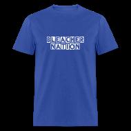 T-Shirts ~ Men's T-Shirt ~ Bleacher Nation Outfield Signs